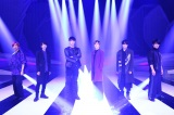 25日放送のフジテレビ系『MUSIC FAIR』に出演するSixTONES(C)フジテレビ