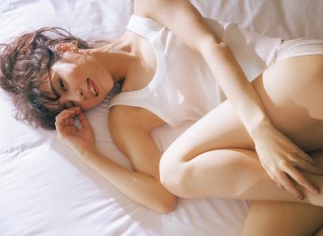『CanCam 9月号』に登場する石川恋