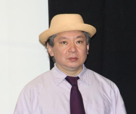 映画『八王子ゾンビーズ』公開初日舞台あいさつに出席した鈴木おさむ (C)ORICON NewS inc.