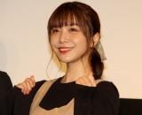 『ブシロード TCG戦略発表会絆』に登場した愛美 (C)ORICON NewS inc.
