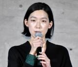 映画『事故物件 恐い間取り』完成記念イベントに出席した江口のりこ (C)ORICON NewS inc.