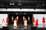 NGT48劇場で行われた「NGT48今後の活動に関する発表会」(C)Flora