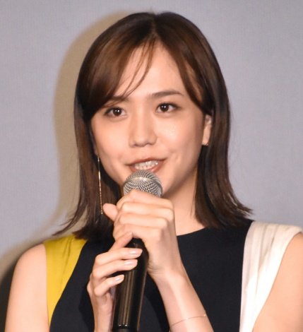 松井愛莉 (C)ORICON NewS inc.
