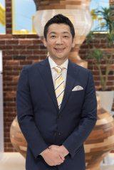 報道情報番組『情報ライブ ミヤネ屋』MCの宮根誠司アナ(C)ytv