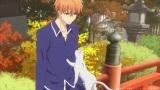 テレビアニメ『フルーツバスケット』の場面カット(C)高屋奈月・白泉社/フルーツバスケット製作委員会