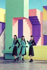 Perfume 9月に2年半ぶりシングル