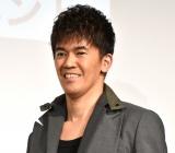 『8日で死んだ怪獣の12日の物語-劇場版-』公開直前イベントに出席した武井壮 (C)ORICON NewS inc.