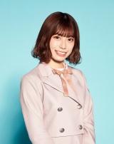 8月1日放送 『炎の体育会TVSP』に出演する日向坂46・東村芽依(C)Seed&Flower LLC