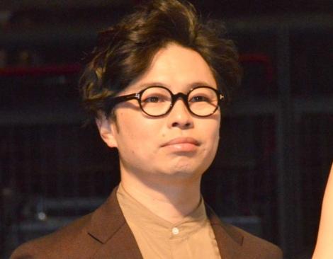 映画『雪の華』ジャパンプレミアイベントに登壇した浜野謙太 (C)ORICON NewS inc.