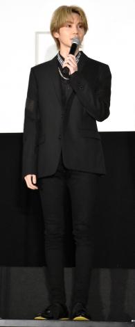 映画『私がモテてどうすんだ』「私モテ感謝 Day」舞台あいさつに登壇した吉野北人 (C)ORICON NewS inc.
