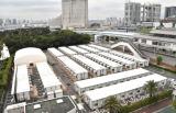 日本財団が建設した『日本財団災害危機サポートセンター』 (C)ORICON NewS inc.