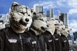 Zepp Tokyoで2デイズのライブを行うと発表したMAN WITH A MISSION