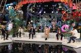 フジテレビ系音楽バラエティー番組『HEY!HEY!NEO! MUSIC CHAMP』に出演するGENERATIONS(C)フジテレビ
