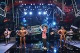 フジテレビ系音楽バラエティー番組『HEY!HEY!NEO! MUSIC CHAMP』に出演するsumika(C)フジテレビ