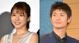 (左から)松岡茉優、三浦春馬さん (C)ORICON NewS inc.