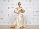 KOSE総合化粧品ブランドINFINITY『インフィニティ 新 プレステジアス』ライン発表会に登壇した夏木マリ
