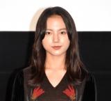 映画『宇宙でいちばんあかるい屋根』完成披露イベントに出席した清原果耶 (C)ORICON NewS inc.