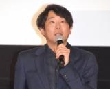 映画『宇宙でいちばんあかるい屋根』完成披露イベントに出席した藤井道人監督 (C)ORICON NewS inc.
