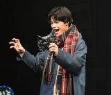 『TGC teen 2019 Winter』に出演した竹内唯斗 (C)ORICON NewS inc.
