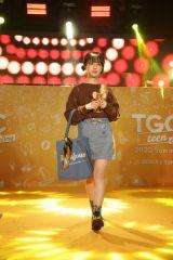 『TGC teen 2020 Summer online』の模様 (C)TGC teen 2020 Summer online