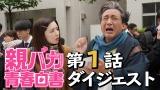 日テレ公式YouTubeでは「約8分間でわかる!第1話の振り返りダイジェスト」も配信(C)日本テレビ