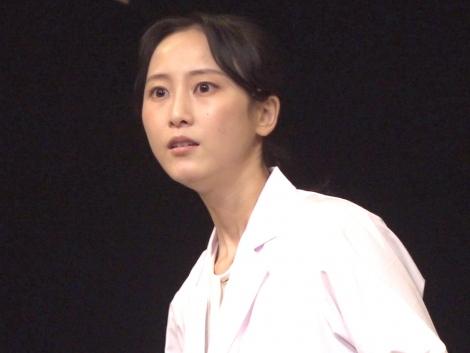 本多劇場グループnext『DISTANCE -TOUR-』公開ゲネプロに参加した松井玲奈 (C)ORICON NewS inc.