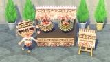 ゲーム『あつまれ どうぶつの森』で配布された「シャウエッセン」のマイデザイン