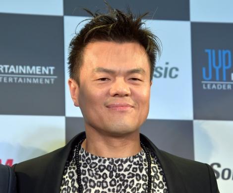 数々のK-POPアーティストを手がけたパク・ジニョン(J.Y.Park)氏(C)ORICON NewS inc.