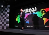 パク・ジニョン(J.Y.Park)氏が『Nizi Project』をプレゼンテーション (C)ORICON NewS inc.
