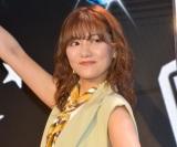 配信LIVE『MIRROR-E-STAGE』取材会に出席した宮澤佐江 (C)ORICON NewS inc.