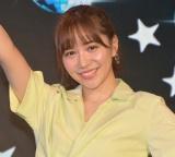 配信LIVE『MIRROR-E-STAGE』取材会に出席した河西智美 (C)ORICON NewS inc.