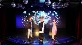 配信LIVE『MIRROR-E-STAGE』(左から)宮澤佐江、コロッケ、河西智美