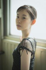 「ヤンマガWeb」に登場した柴田杏花(C)カノウリョウマ/ヤンマガWeb
