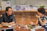 イトーヨーカドーの日『おうちごはんが楽しくなる』惣菜メニューを考案した(左から)ナイル善己、タサン志麻