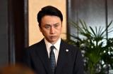 日曜劇場『半沢直樹』に出演する児嶋一哉 (C)TBS
