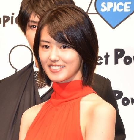 """ファン感謝イベント『Sweet Power Special Event """"colors""""』 に出席した竹内愛紗 (C)ORICON NewS inc."""