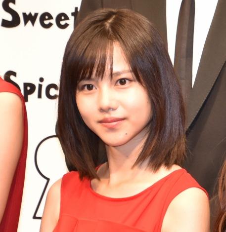 """ファン感謝イベント『Sweet Power Special Event """"colors""""』 に出席した松風理咲 (C)ORICON NewS inc."""