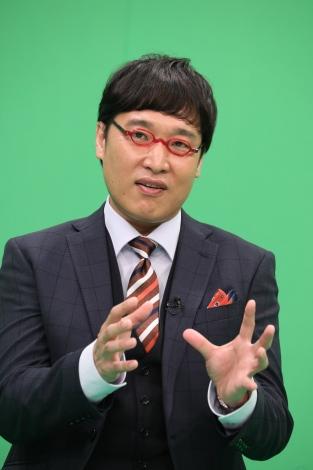 バラエティー番組『ウチの町では大ニュース』収録後オンライン取材会に出席した山里亮太(C)テレビ西日本