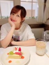 小松彩夏の「おうちデート」風写真