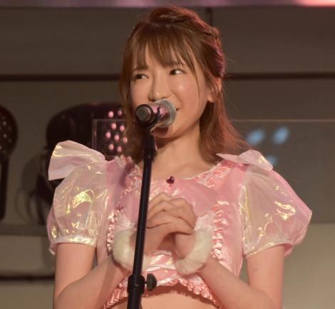 『TOKYO SAKE FESTIVAL2020』オープニングセレモニーに出席したもえのあずき (C)ORICON NewS inc.