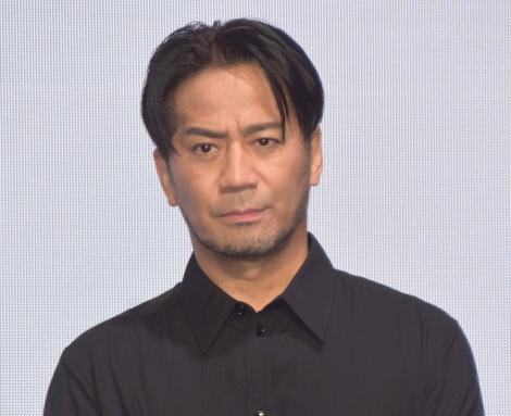 日本初プロダンスリーグ『D.LEAGUE』発足プレスカンファレンスに出席したEXILE HIRO (C)ORICON NewS inc.