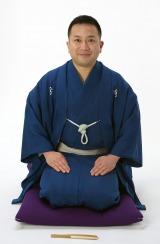 2020年後期連続テレビ小説『おちょやん』語り・黒衣役の桂吉弥