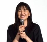 映画第3弾決定をサプライズ発表した長澤まさみ (C)ORICON NewS inc.