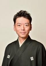 連続テレビ小説『おちょやん』に新たに出演が決まった茂山宗彦