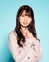 『第31回 マイナビ 東京ガールズコレクション 2020 AUTUMN/WINTER』に出演する日向坂46・高本彩花
