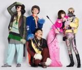 東京事変はドラマ『私たちはどうかしている』主題歌「赤の同盟』をテレビ初披露へ