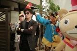 ファントミラージュは黒沢ピヨシ監督を元のイケてる監督に戻すことができるのか!? (C)TOMY・OLM/劇場版ファントミラージュ!製作委員会