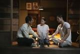 (左から)柳楽優弥、有村架純、三浦春馬 (C)NHK