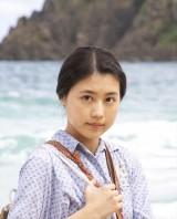 朝倉世津(有村架純)=国際共同制作 特集ドラマ『太陽の子』総合・BS8K・BS4Kで8月15日放送(C)NHK