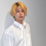 『仮面ライダーゼロワン』で滅を演じた砂川脩弥 (C)ORICON NewS inc.